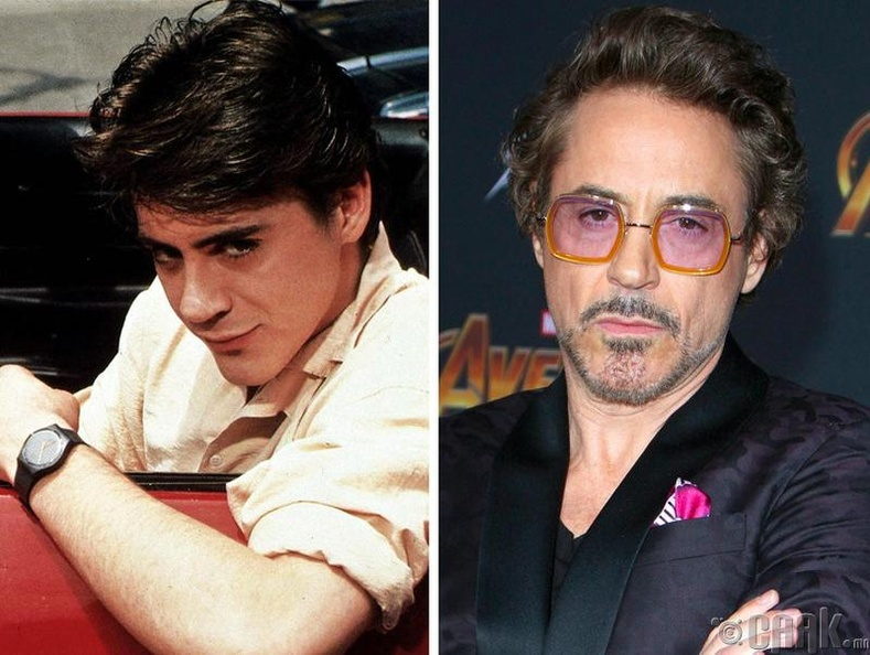 Роберт Дауни Жуниор (Robert Downey Jr.) - Одоо 53 настай