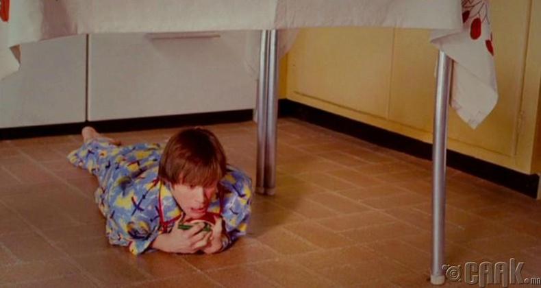 """Eternal Sunshine of the Spotless Mind"" ширээн доорхи үйл явдал"
