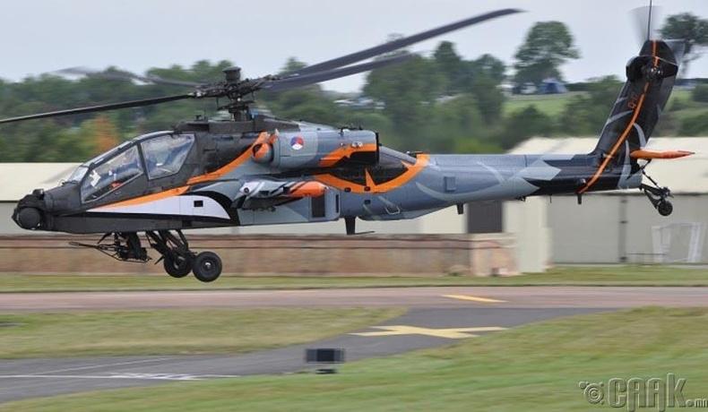 """""""AH-64D Longbow Apache"""""""