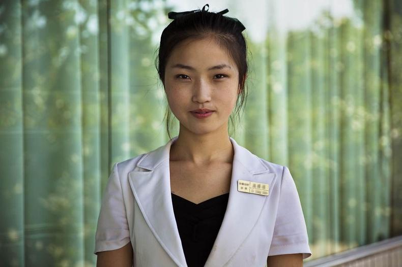 Хойд Солонгос бүсгүйчүүдийн гоо үзэсгэлэн (20 фото)