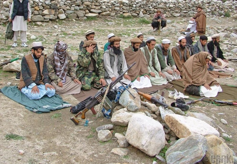 """Техрик-и-талибан Пакистан"" (Tehrik-i-Taliban Pakistan)"