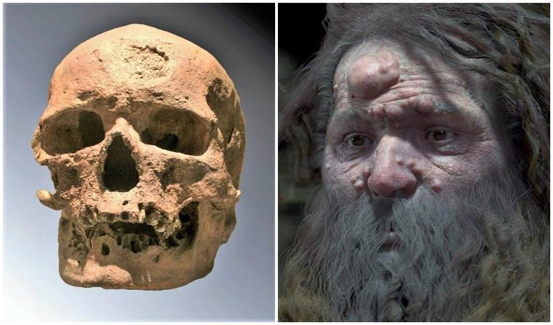 """Дэвшилтэт технологийн ачаар """"амилсан"""" эртний хүмүүсийн төрх"""
