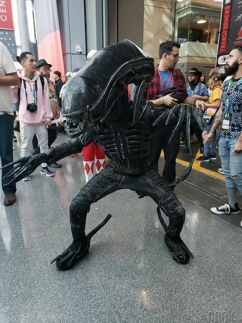 Харь гарагийн амьтан (Alien)
