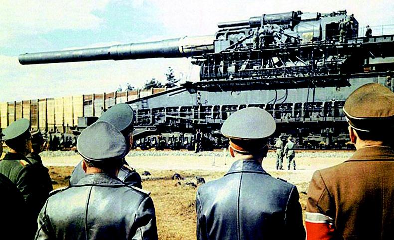 """Гитлерийн """"мангас"""" танк"""