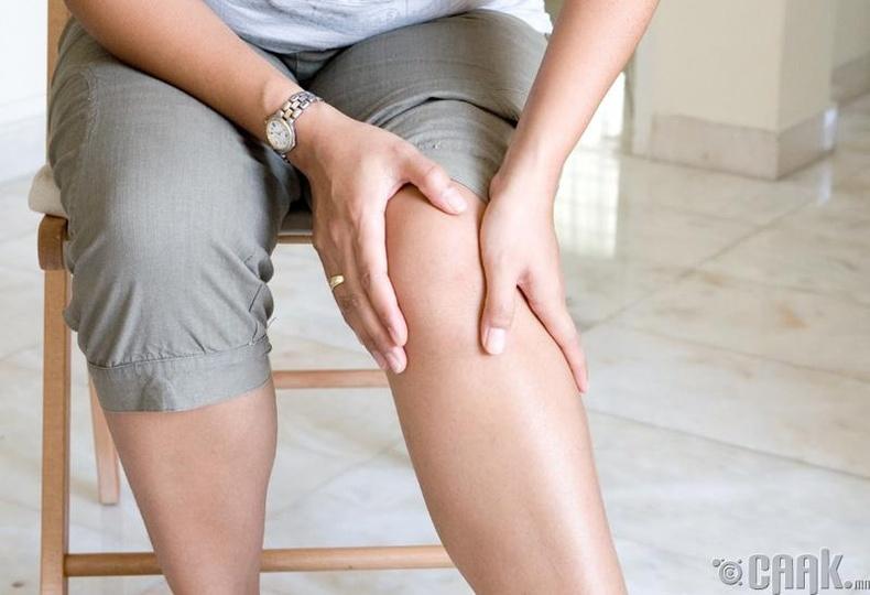 Хөл өвдөх