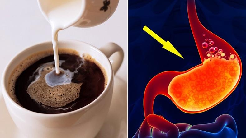 Кофе уусны дараа гэдэс яагаад эвгүйрхдэг вэ?
