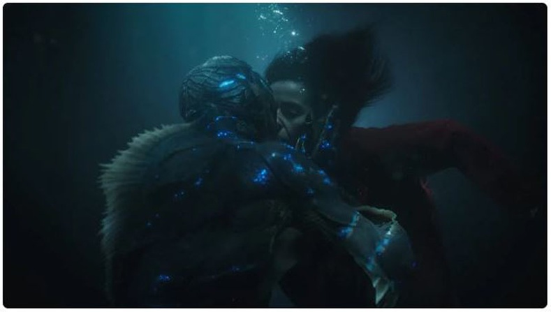 The Shape of Water, 2017 он.
