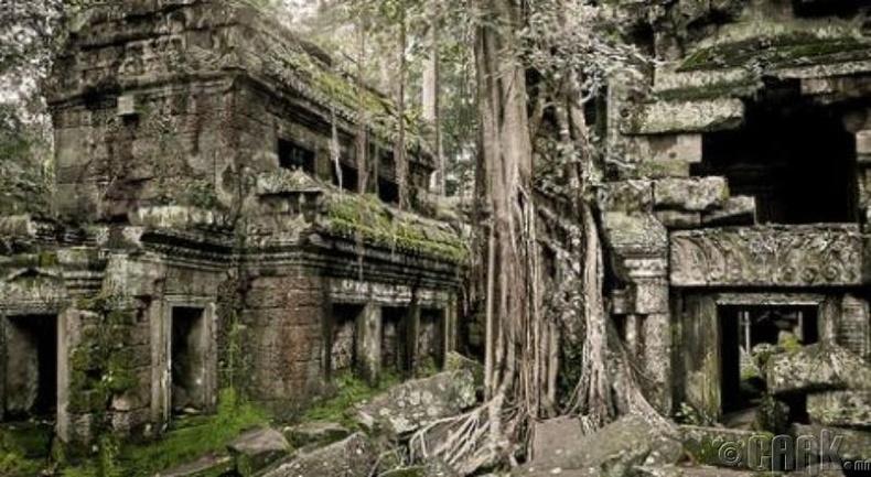 Та-Пром, Камбожи