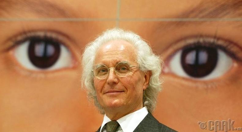 Лучиана Бенеттон (Luciano Benetton), 83
