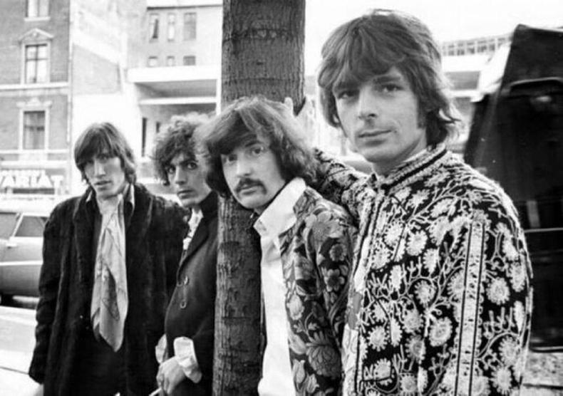 Pink Floyd, 1967 он.