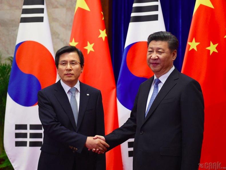 Өмнөд Солонгос - 2.5 оноо