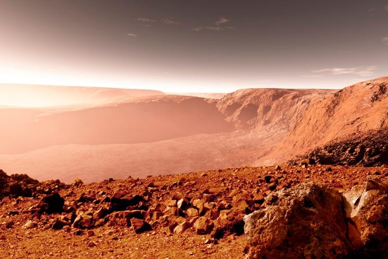 Ангараг гаригийн талаар сонирхолтой баримтууд