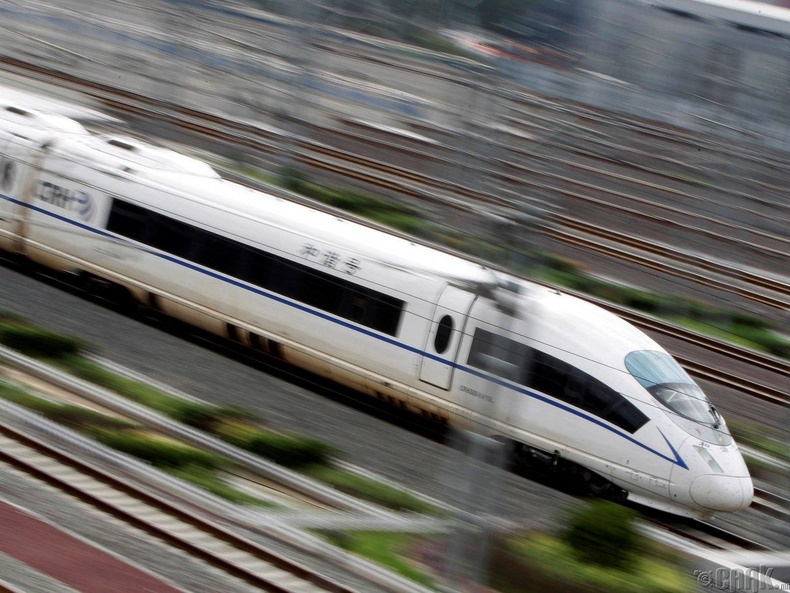 """The Beijing Shanghai High Speed Railway"" - 35 тэрбум доллар"