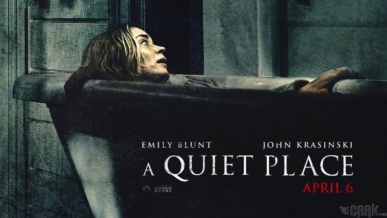 """""""A Quiet Place"""" - Найруулагч Жон Красинскийн (John Krasinski) бүтээл"""