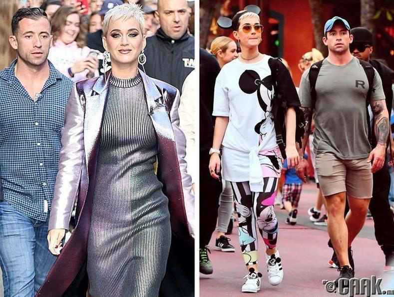 Кэти Перригийн (Katy Perry)  бие хамгаалагч