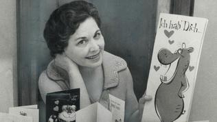 60 жилийн турш үл мэдэх хүнээс хайрын захидал авсан эмэгтэй
