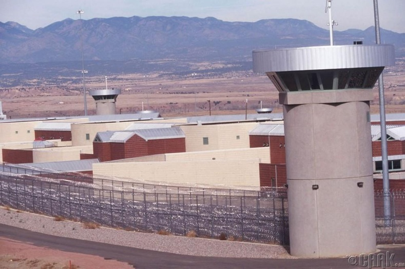 """""""ADX Florence"""" хүнд дэглэмтэй эрчүүдийн хорих газар"""