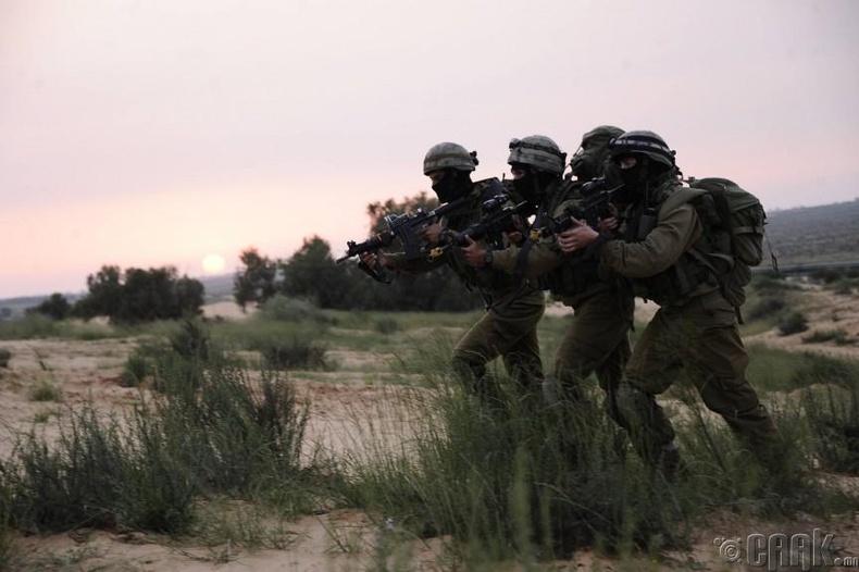 """""""Саерэт Маткал"""" - Израиль"""