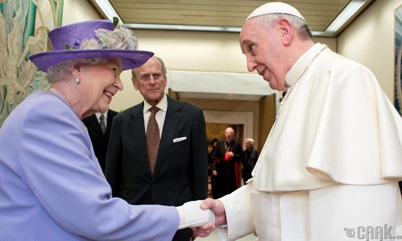 Олон Хамба ламын нүүр үзсэн хатан хаан