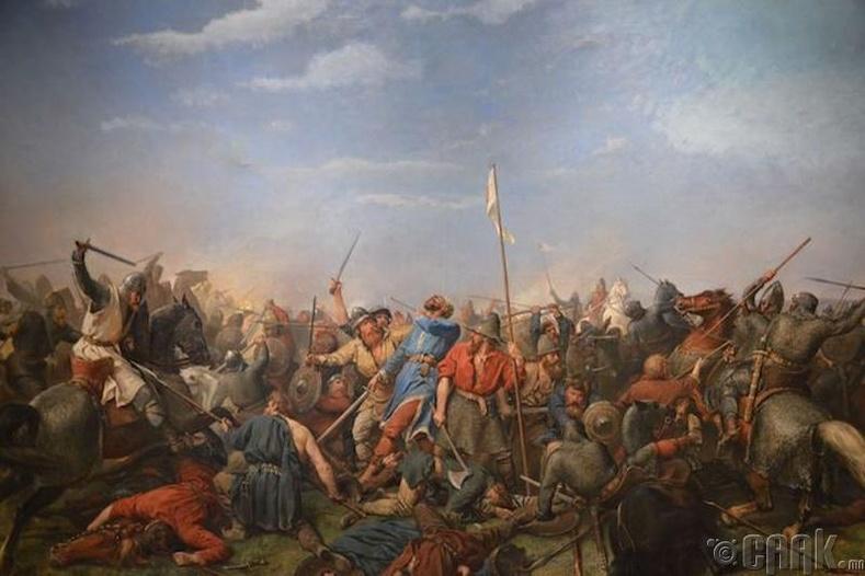 Викингийн дайчин эр - Стэмфордын тулаан