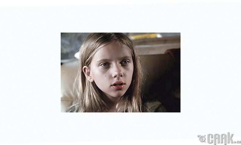 "Скарлетт Йоханссон (Scarlett Johansson)  - "" The Borrowers"", 1996 он"