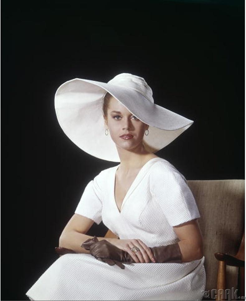 Жүжигчин Жейн Фонда (Jane Fonda) - 1962 он