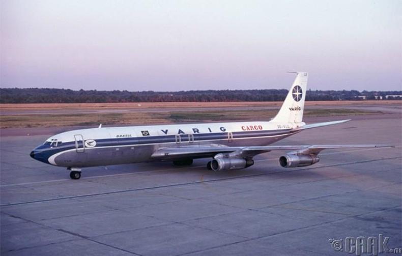 """""""Boeing 707"""""""