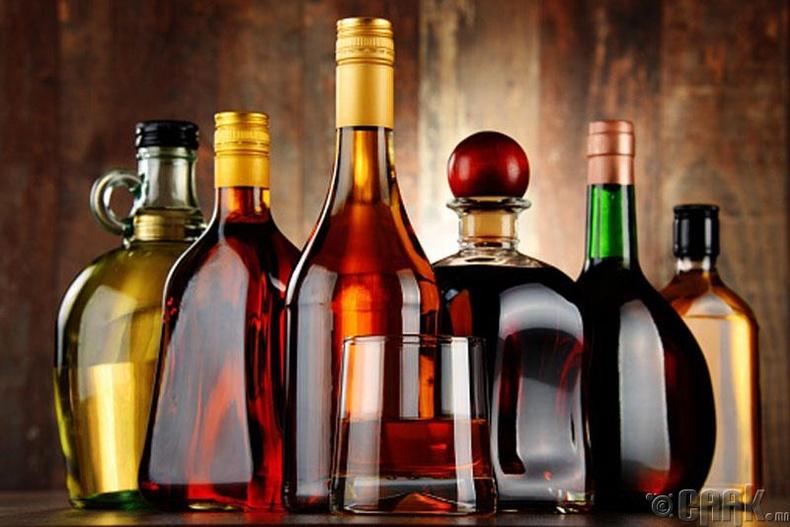 Согтууруулах ундааг хэтрүүлэн хэрэглэх