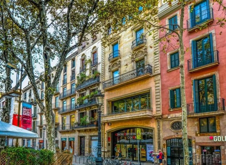 Барселон, Испани