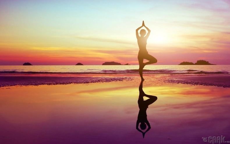 Дасгал хөдөлгөөн болон бясалгал