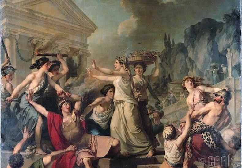 Спарт эмэгтэйчүүд