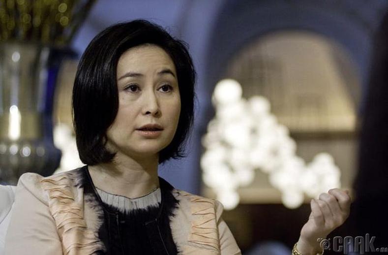 Панси Хо (Pansy Ho) - 6.4 тэрбум
