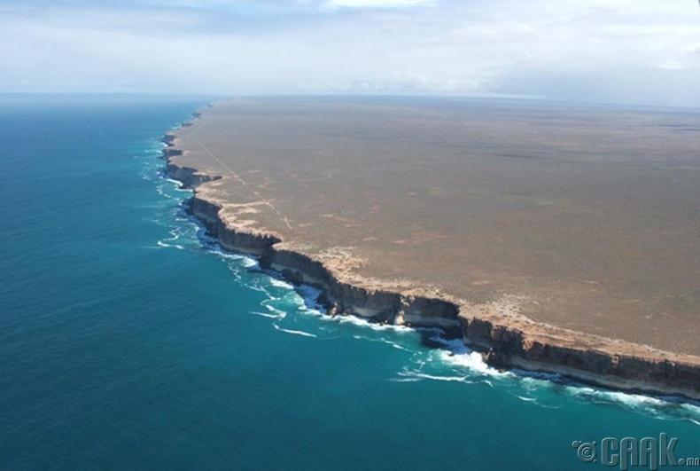 Авсрали дахь далайн эрэг - Дэлхийн төгсгөл мэт