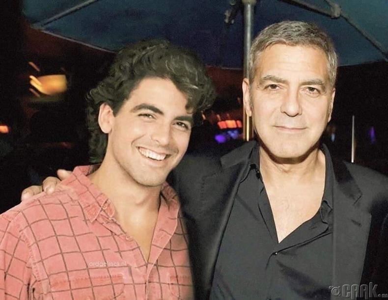 Жорж Клуни