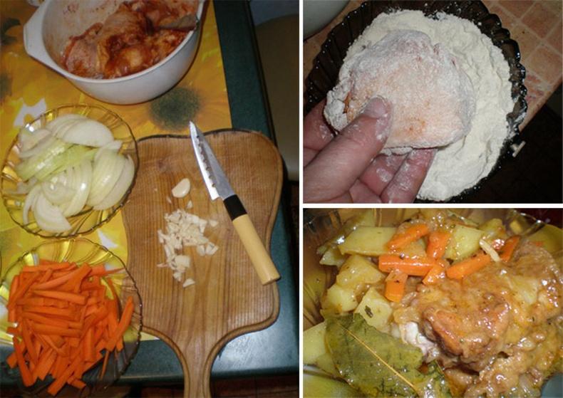 Тахианы шарсан махтай хоол хийцгээе