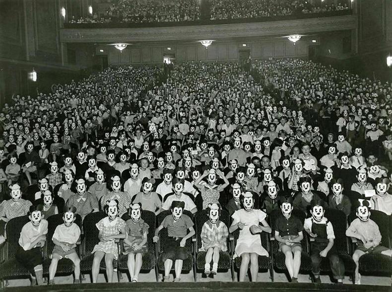 Микки Маусын клубын уулзалт, 1930 он