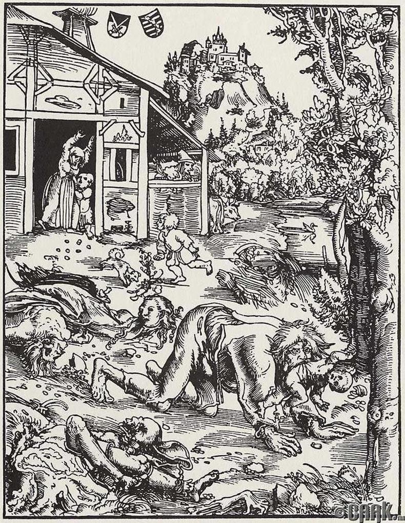 Доулын хүн чоно (1573 оны нэгдүгээр сарын 18-нд төрсөн)