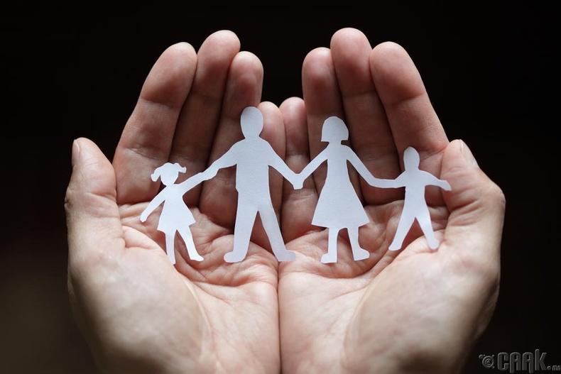 Гэр бүл, найз нөхдөөсөө холдох