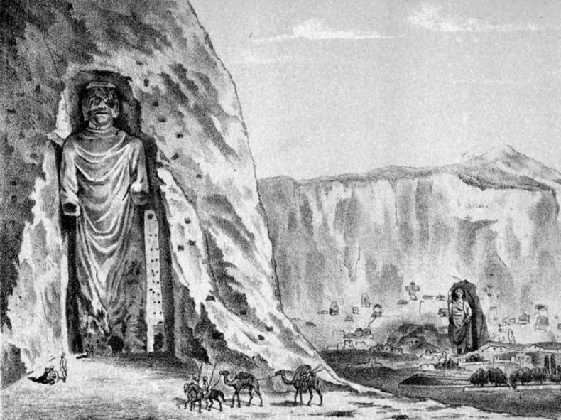 Бамиан дахь Буддагийн баримал