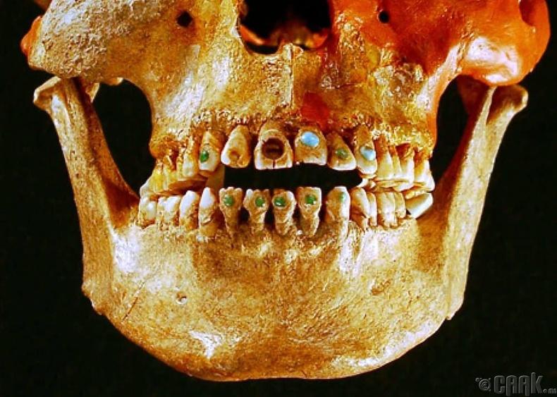 Одтой шүд