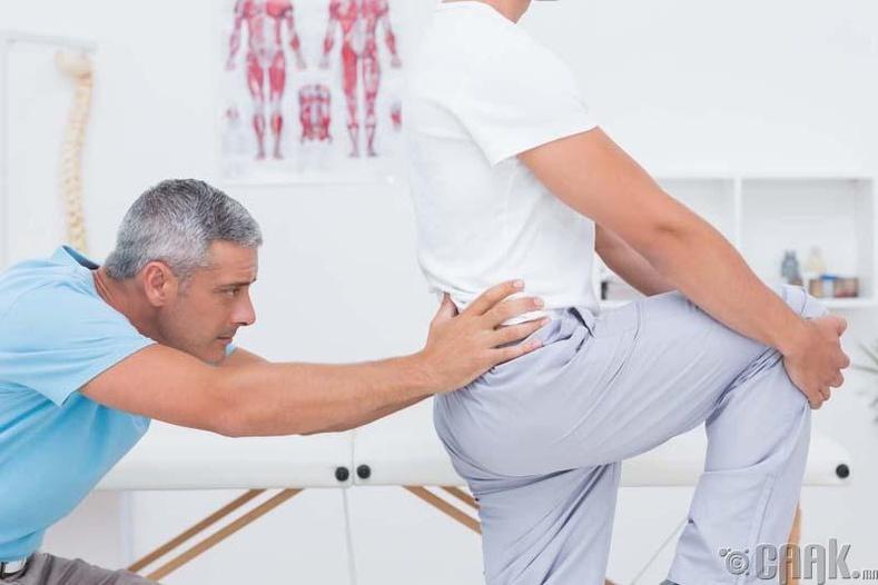 Нурууны өвчнийг физик эмчилгээгээр эмчлэх боломжгүй