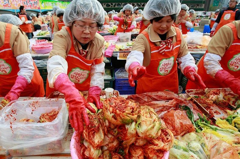 Дэлхийн хамгийн этгээд хоолны тэмцээнүүд