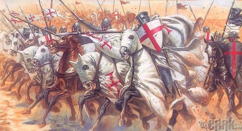 The Knights Templar (Баатруудын сүм)