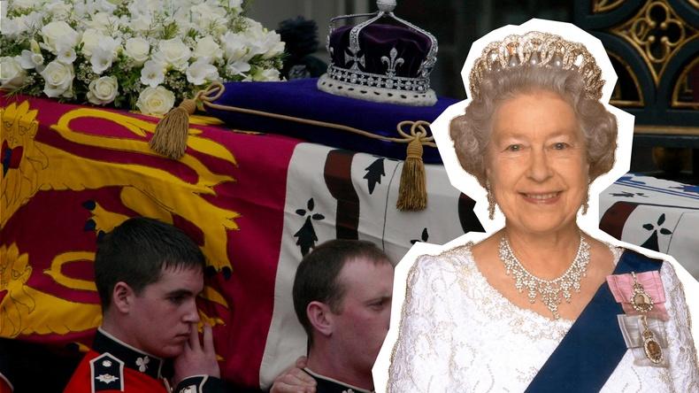 Британийн хатан хаан нас барвал юу болох вэ?