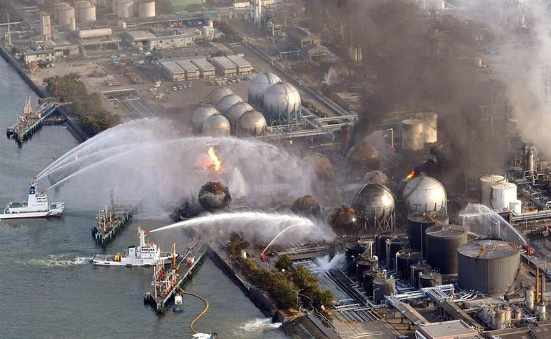 «Фукушима Даичи», Япони