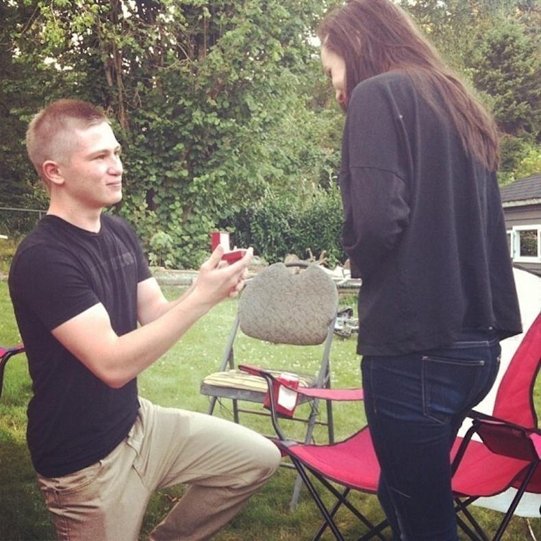Гэрлэх санал