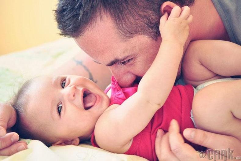 Би сайн аав байж чадах болов уу?