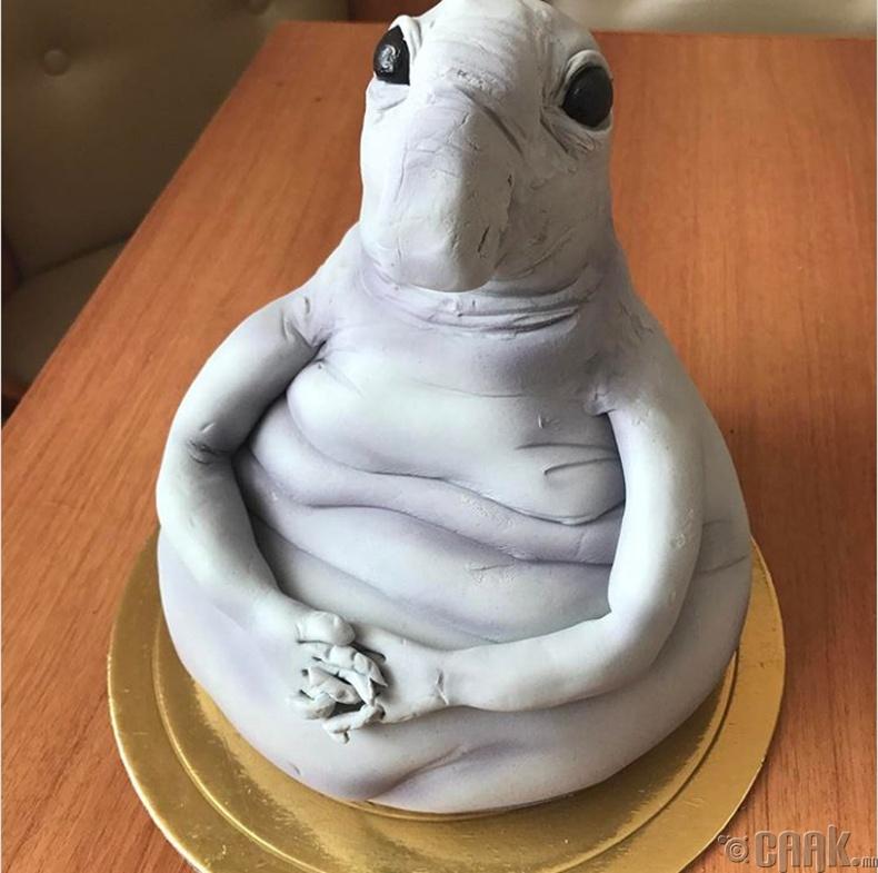 Эзнээ хүлээсэн бялуу