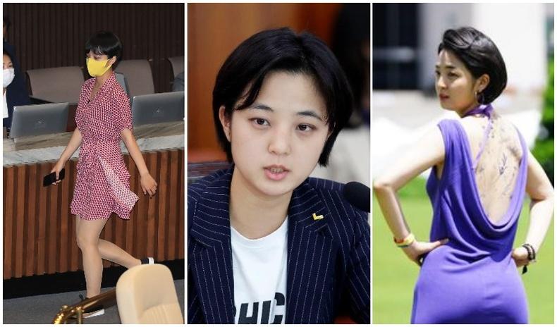 """Өмнөд Солонгосын хамгийн залуу, хамгийн """"сахилгагүй"""" улс төрч Рю Хо Жон"""