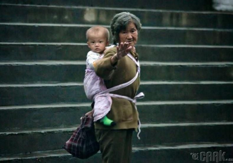 Зургаа даруулахыг хүсэхгүй байгаа эмэгтэй , Hamhyn  -2011 он